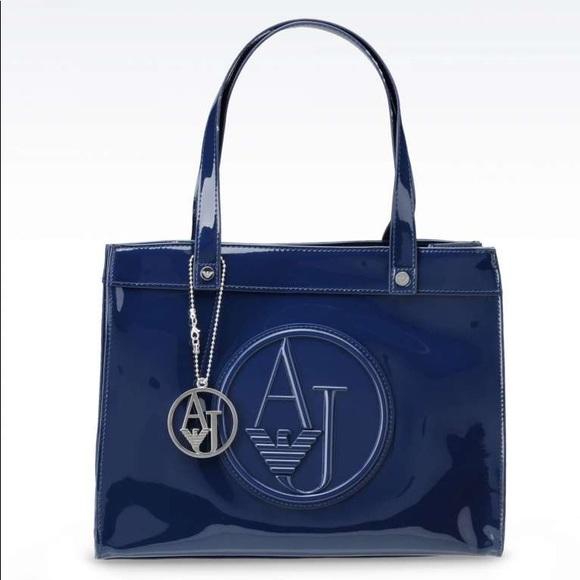 Armani Jeans Bags   Like New Shoulder Bag   Poshmark 7fa882b15a
